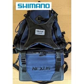 シマノ(SHIMANO)のシマノ SHIMANO フィッシングバッグ 210228(ウエア)