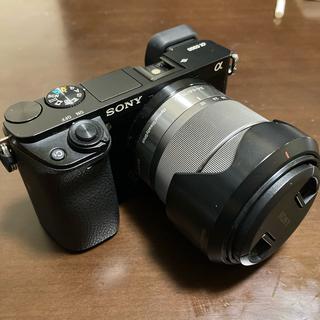 SONY - ソニー a6000 ブラック