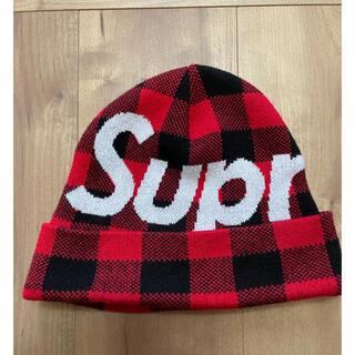 Supreme - シュプリーム ニット帽 ニットキャップ ビーニー