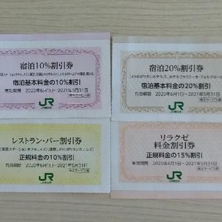 JR東日本株主サービス券(その他)