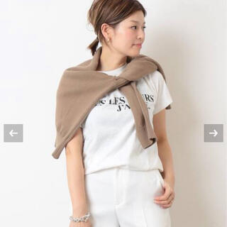 DEUXIEME CLASSE - 新品未使用 J'AIME Tシャツ ホワイト