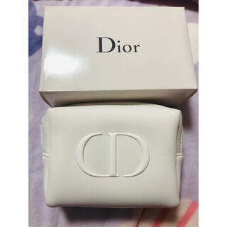 Christian Dior - Dior ディオール 2020限定 ふわふわポーチ ノベルティ