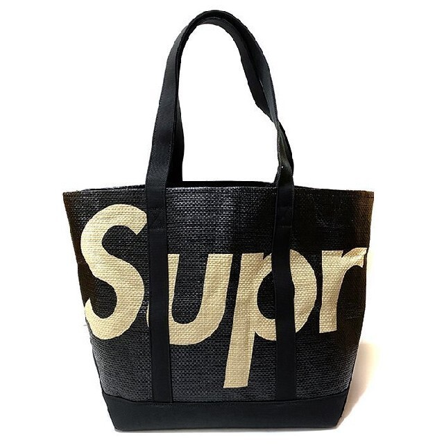 Supreme(シュプリーム)のSupreme raffia tote メンズのバッグ(トートバッグ)の商品写真