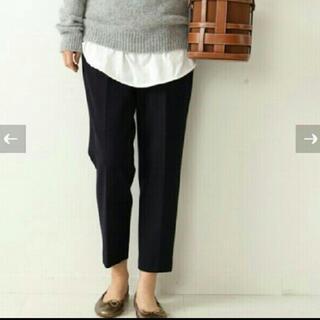 FRAMeWORK - 新品タグ付◆T/R両面起毛パンツ◆サイズ34