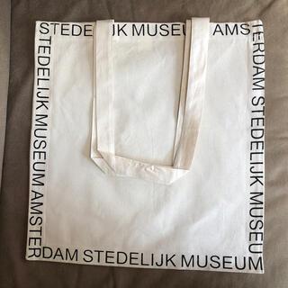 ヤエカ(YAECA)の訳あり アムステルダム市立美術館オリジナルエコバッグ トートバッグ (4)(エコバッグ)