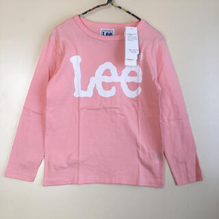 Lee - 新品★Leeリー ロゴ長袖Tシャツ定価4290円130