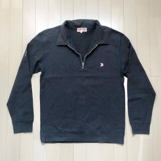 ザダファーオブセントジョージ(The DUFFER of ST.GEORGE)のDUFFER LONDON HURF JIP SHIRT SIZE L(ウエア)