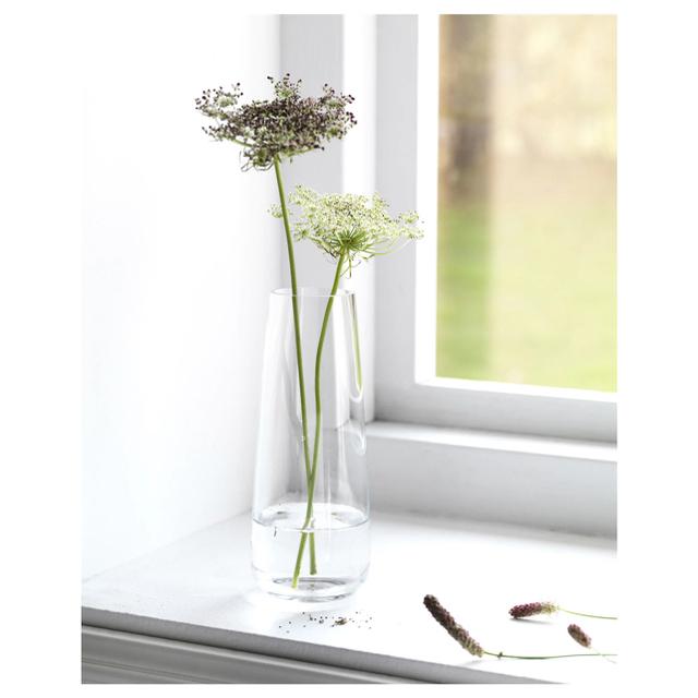 IKEA(イケア)の【新品】IKEA イケア フラワーベース 花瓶 2点セット E ☆ インテリア/住まい/日用品のインテリア小物(花瓶)の商品写真