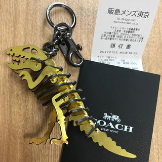 コーチ(COACH)のCOACH レキシーバッグチャーム(キーホルダー)
