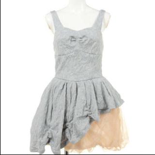 Lily Brown(リリーブラウン)の【送料無料】リリーブラウン☆ドレス☆