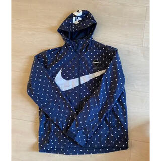 F.C.R.B. - 15aw FCRB NIKE POLKA DOT PRACTICE JACKET