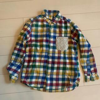 グラニフ(Graniph)のグラニフ カラフルチェックシャツ(シャツ/ブラウス(長袖/七分))