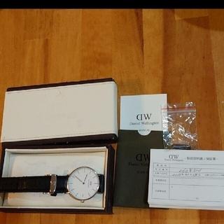 ダニエルウェリントン(Daniel Wellington)のダニエル・ウェリントン腕時計(腕時計)