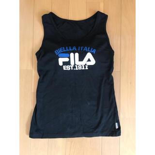 フィラ(FILA)のカップ付タンクトップ(タンクトップ)