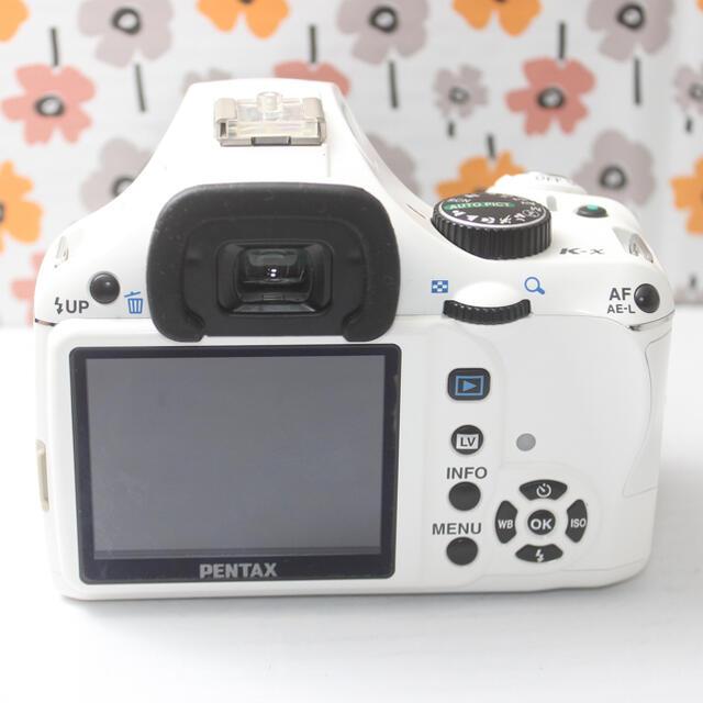 PENTAX(ペンタックス)の❤️Wi-Fi❤️ペンタックス K-x 一眼レフカメラ スマホ/家電/カメラのカメラ(デジタル一眼)の商品写真
