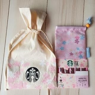 Starbucks Coffee - スターバックスSAKURA2021コーヒーセット