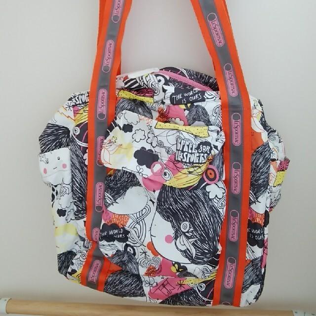 LeSportsac(レスポートサック)のレスポートサック アーティストインレジデンス バッグ  Big レディースのバッグ(トートバッグ)の商品写真