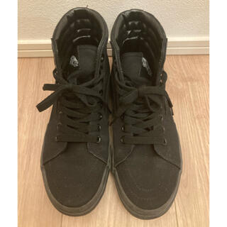VANS - VANS World's #1 skateboard shoes 24cm