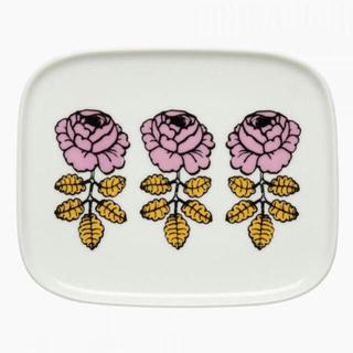 marimekko - 【新品】マリメッコ ヴィヒキルース プレート ピンク