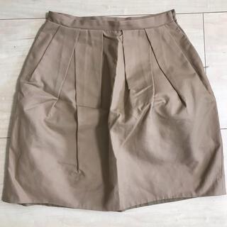 マカフィー(MACPHEE)のmacphee  トゥモローランド     スカート  34(ひざ丈スカート)