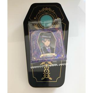 Disney - ツイステ オクタヴィネル ジェイド キャンディ缶 棺桶缶