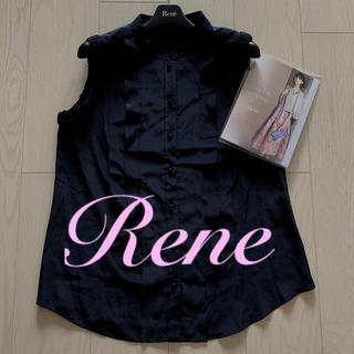 René - 【新品タグ付き】ルネ ブラウス