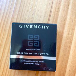 ジバンシィ(GIVENCHY)のGIVENCHY♡ヘルシー・グロウ・パウダー2.5(フェイスパウダー)