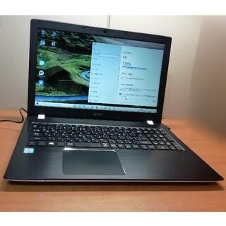 エイサー(Acer)のAcer Aspire E15 E5-575-N54G/W  エイサー(ノートPC)