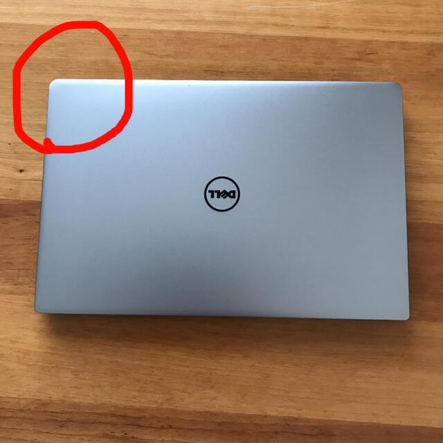 DELL(デル)のDELL XPS MX73T-6NHBS スマホ/家電/カメラのPC/タブレット(ノートPC)の商品写真