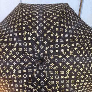 ルイヴィトン(LOUIS VUITTON)のルイビイトンの傘(レディース)(傘)