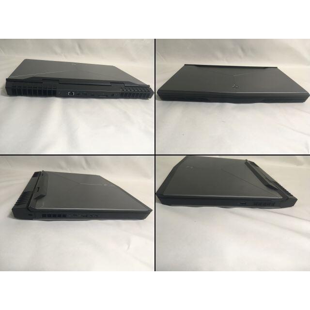 DELL(デル)のDELL Alienware17 R4 4K GTX1080 i7 970PRO スマホ/家電/カメラのPC/タブレット(ノートPC)の商品写真