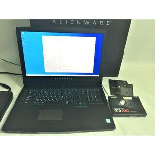 DELL - DELL Alienware17 R4 4K GTX1080 i7 970PRO