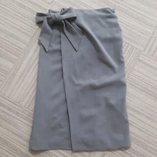 Discoat - ストレッチリボンラップスカート
