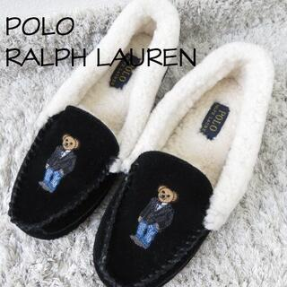 POLO RALPH LAUREN - 新品 POLO RALPH LAUREN ラルフローレン ボア シューズ