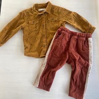 ザラキッズ(ZARA KIDS)のZara baby パンツ シャツ(その他)
