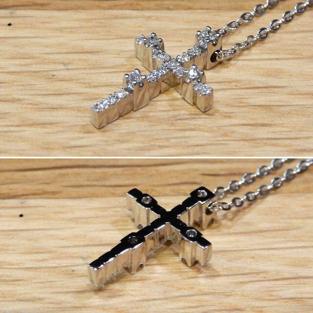 Damiani(ダミアーニ)のティー様の 新品同様 ダミアーニ 研磨済み ミニシンボリ ネックレス ダイヤ  レディースのアクセサリー(ネックレス)の商品写真