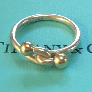 ティファニー(Tiffany & Co.)のティファニー★750/925 リング K18 (リング(指輪))