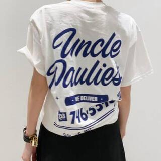 L'Appartement DEUXIEME CLASSE - 新品 UNCLE PAULIE'S  POCKET T-シャツ