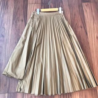 フォーティファイブアール(45R)のパラスパレス プリーツスカート(ロングスカート)