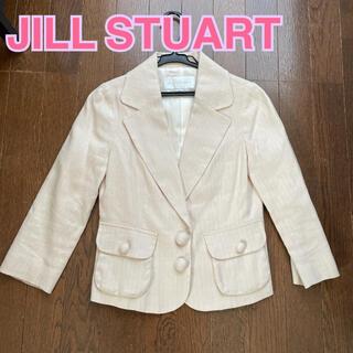 ジルスチュアート(JILLSTUART)の【JILL STUART】ジルスチュアート テーラードジャケット(テーラードジャケット)
