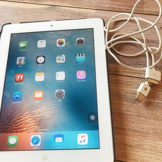 アイパッド(iPad)のiPad2 32GB Wi-Fiモデル ホワイト(タブレット)