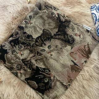 リベットアンドサージ(rivet & surge)のリベットアンドサージ 猫巾着(ポーチ)