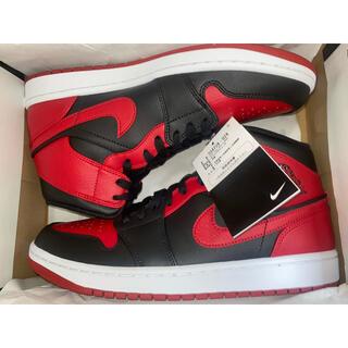 NIKE - 27cm Nike AIR Jordan1 Mid Bred