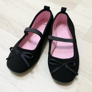 西松屋 - タグ付き新品✼フォーマルシューズ20cm黒