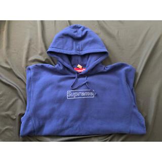 Supreme - Supreme KAWS Chalk Logo Sweatshirt XL