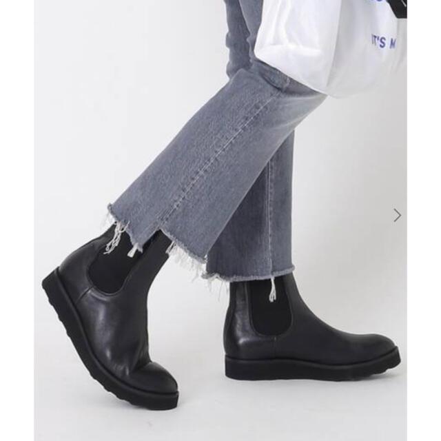 DEUXIEME CLASSE(ドゥーズィエムクラス)のCAMINANDO/カミナンド BOOTS 39 レディースの靴/シューズ(ブーツ)の商品写真