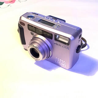 PENTAX ESPIO 120Miシルバー完動品