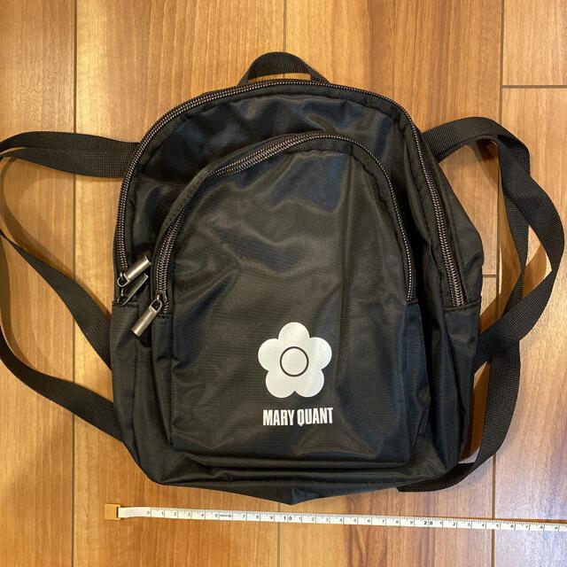 MARY QUANT(マリークワント)の⭐︎非売品⭐︎新品未使用 sweet付録 マリークワント ミニリュック レディースのバッグ(リュック/バックパック)の商品写真