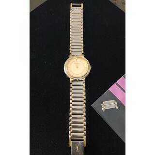 サンローラン(Saint Laurent)の人気!イヴサンローランウォッチ(ゴールド&シルバー)(腕時計(アナログ))