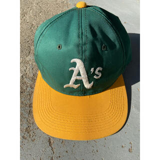 NEW ERA - VINTAGE 90s MLB Oakland Athletics cap